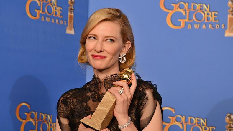 Золотой глобус 2014: главные победители кинопремии
