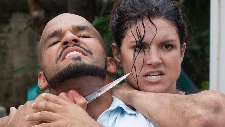 В новом боевике женщина-герой ищет пропавшего мужа