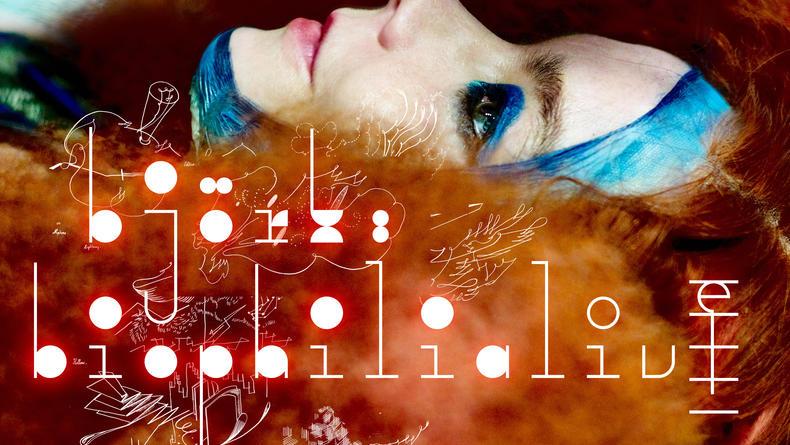 Бьорк готовит к показу фильм Biophilia Live с записью концерта