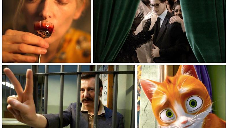 Кинопремьеры: Ив Сен-Лоран, поляки и рыжий кот