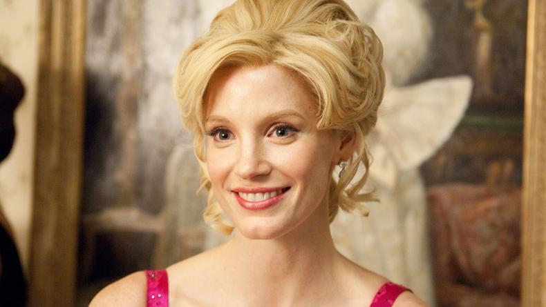 Джессика Честейн сыграет знаменитую блондинку
