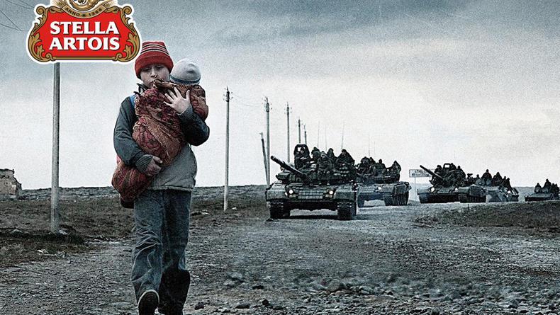 Канны, день восьмой: война в Чечне, война на Майдане