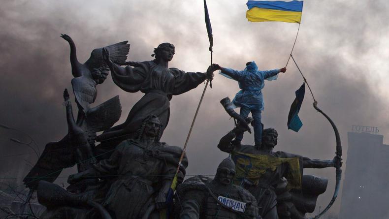 Документальный фильм Майдан выйдет в кинопрокат
