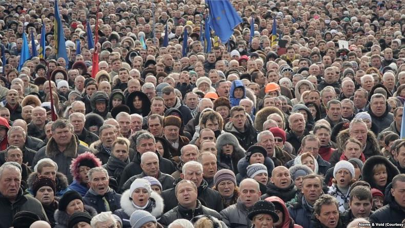 Майдан Сергея Лозницы: Революция солидарности