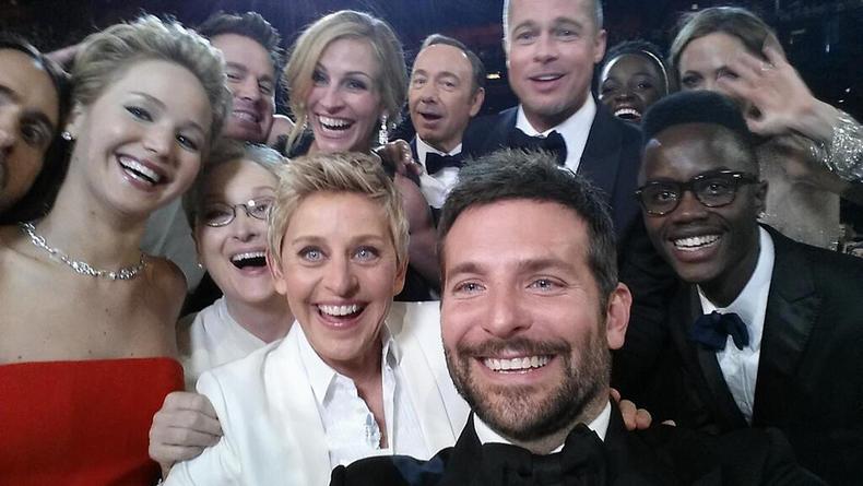 За кулисами Оскара: 20 лучших фотографий