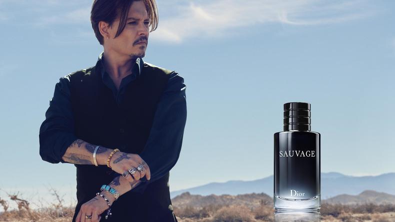 Дикарь: Джонни Депп в рекламе Dior Sauvage