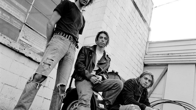 В сети появилась неизданная песня Nirvana