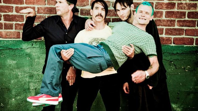 Концерт года: в Киев снова едут Red Hot Chili Peppers