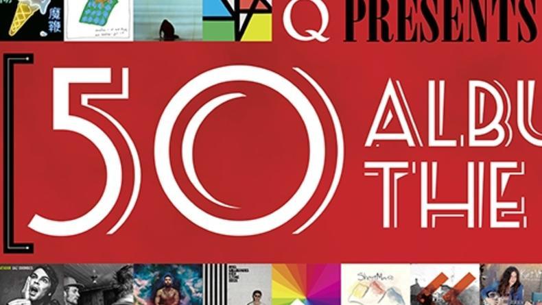 Топ-50 лучших музыкальных альбомов 2015 года