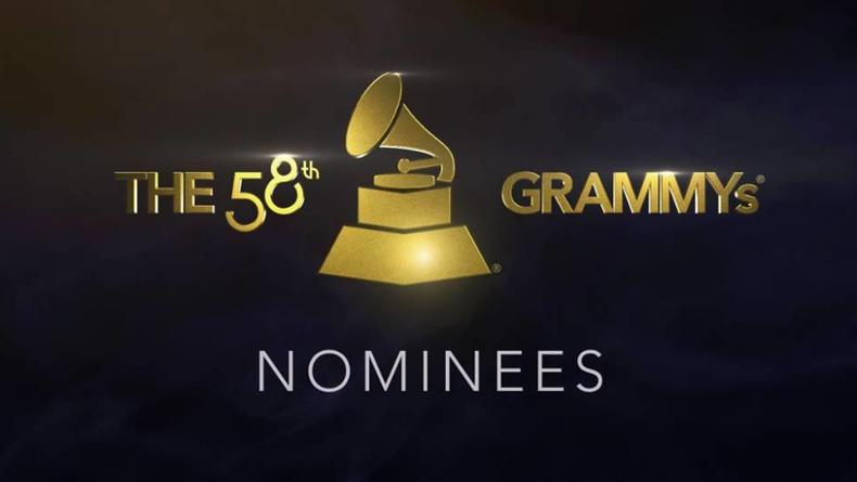 Объявлены номинанты на премию Грэмми 2016