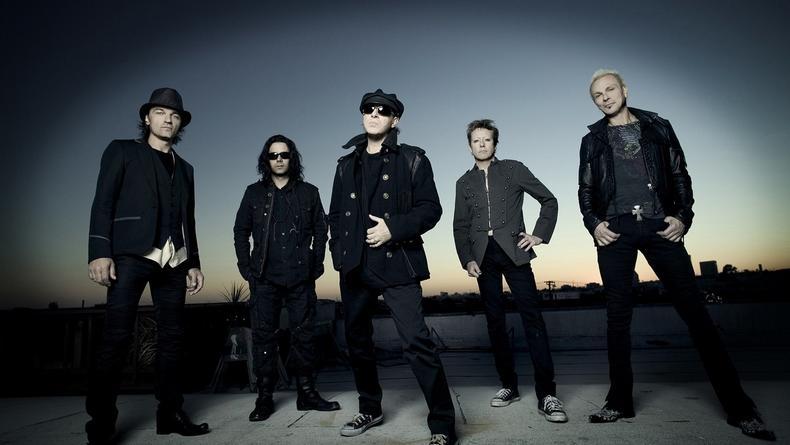 Музыканты Sсorpions записали обращение к украинцам