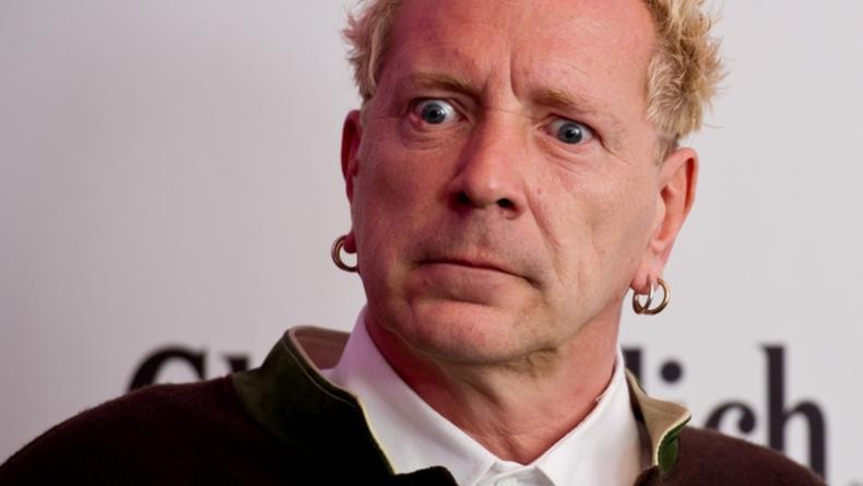 В Киев едет Джонни Роттен из Sex Pistols