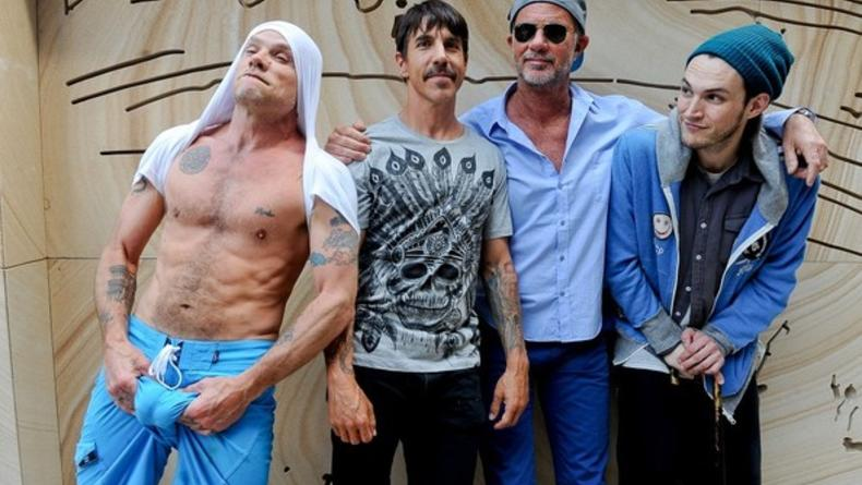В сеть попала неизданная песня Red Hot Chili Peppers