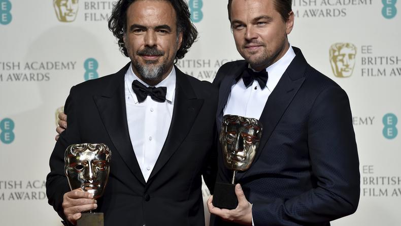 Британская киноакадемия вручила премию BAFTA