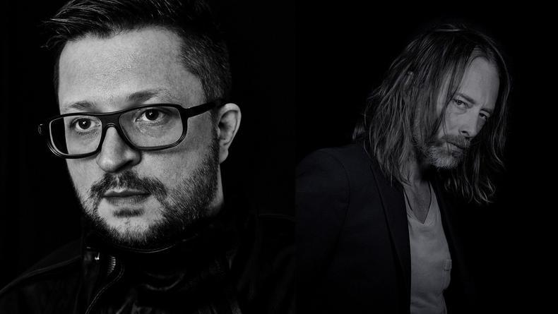Том Йорк записал трек c электронщиком Марком Притчардом