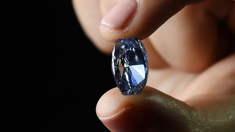 Самый большой в мире бриллиант выставлен на продажу