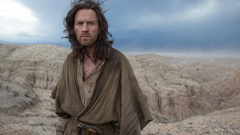 Юэн Макгрегор бродит по пустыне в поисках отца