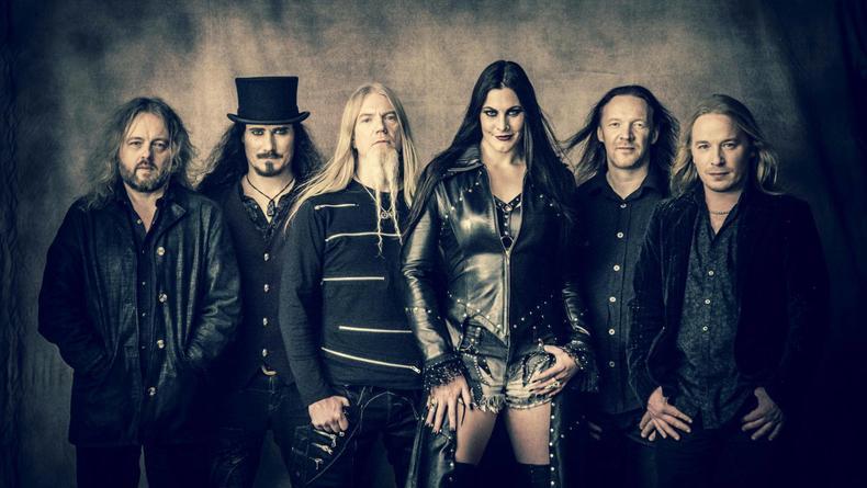 Nightwish снова выступят в Киеве