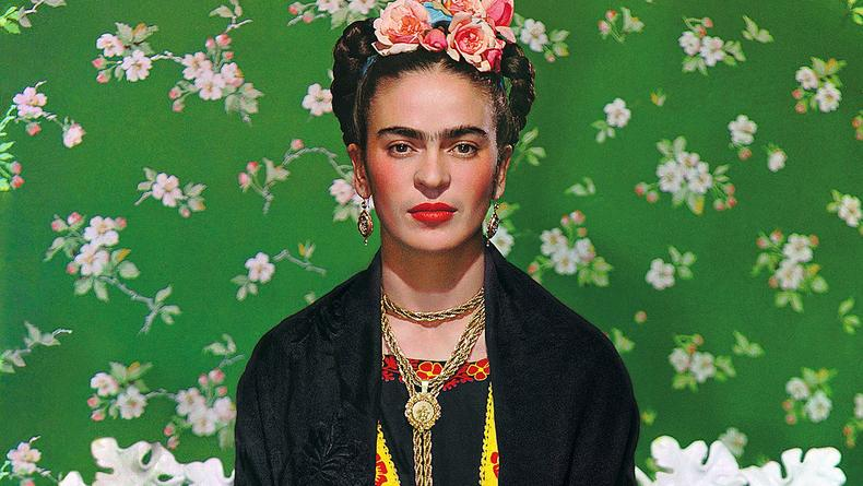 В Киеве можно будет увидеть репродукции картин Фриды Кало