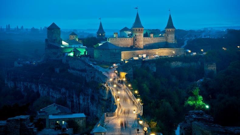 Лучшие замки Украины, которые обязательно нужно увидеть