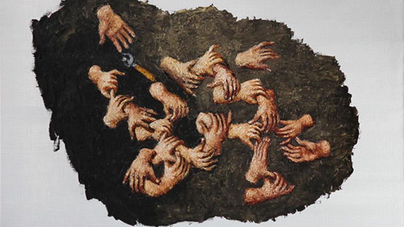 Новая выставка покажет части тела и отсеченные головы