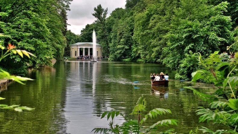10 лучших парков Украины для прогулок на выходных