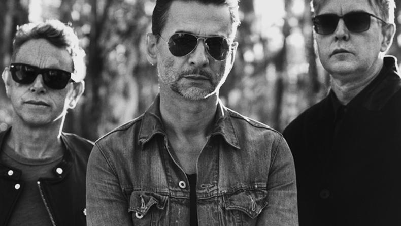 Depeche Mode записывают новый альбом