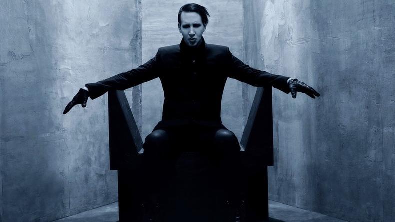 Marilyn Manson выпустит новый альбом ко Дню Валентина