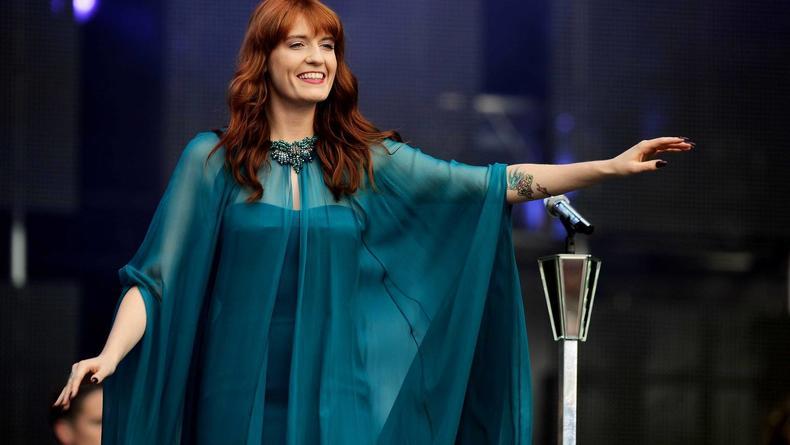 Florence+The Machine записали саундтрек к компьютерной игре