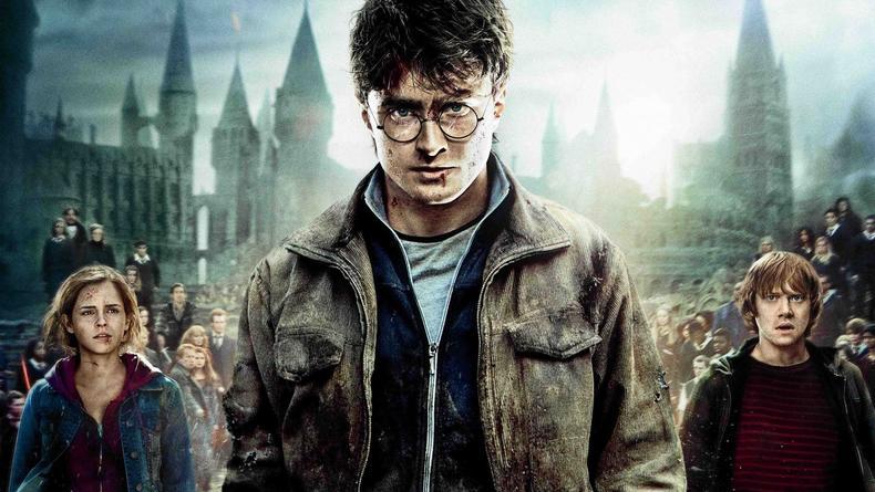 Джоан Роулинг выпустит три новые книги о вселенной Гарри Поттера