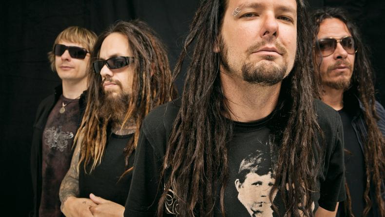 Korn презентовали новую песню