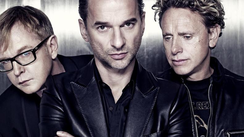 Depeche Mode снова выступят в Киеве