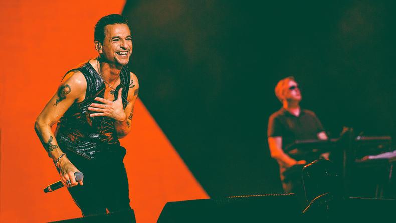 Мартин Гор приглашает на концерт Depeche Mode в Киеве