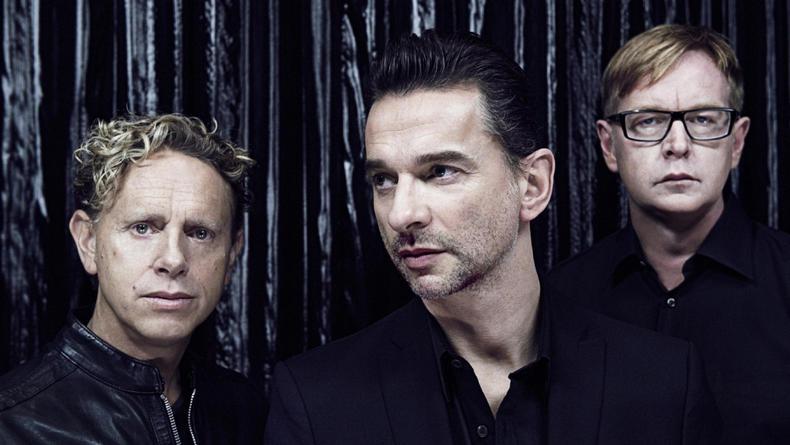 Вышла новая песня Depeche Mode