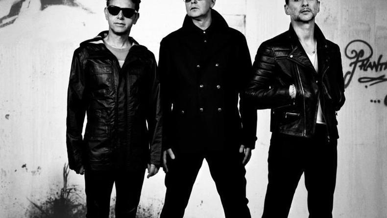 Премьера: новый клип Depeche Mode Where's the Revolution
