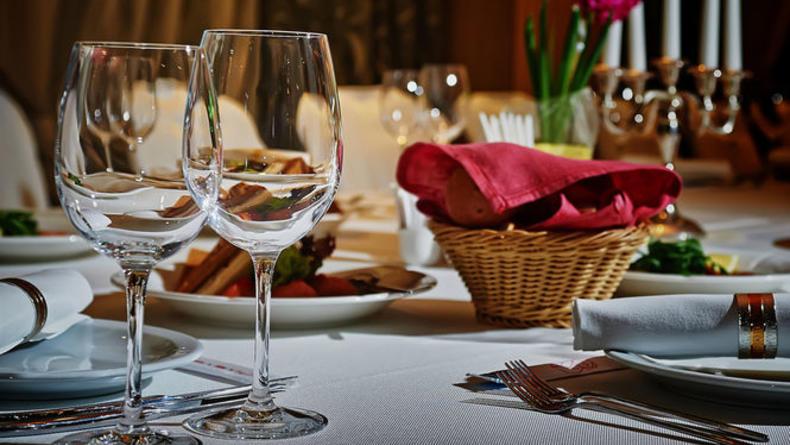 День святого Валентина: пять мест для романтического ужина