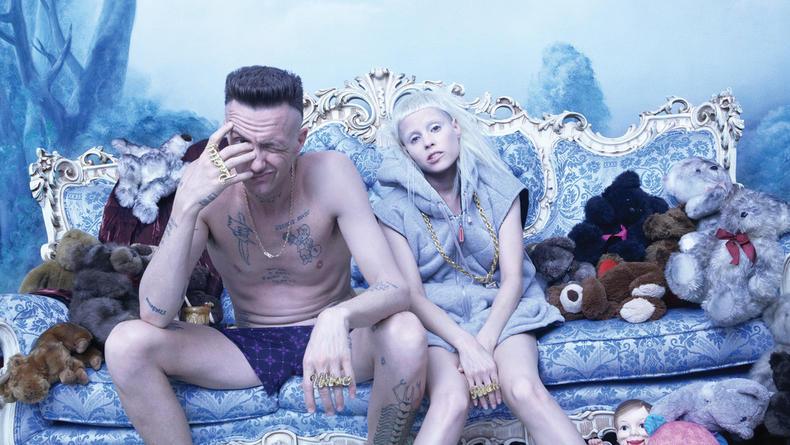 Группа Die Antwoord едет в Киев