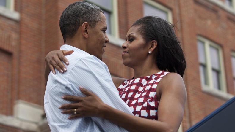 Мишель Обама опубликовала романтический плей-лист для мужа