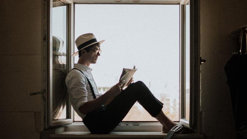 Литература с характером. 8 книг, которые должен прочитать каждый мужчина