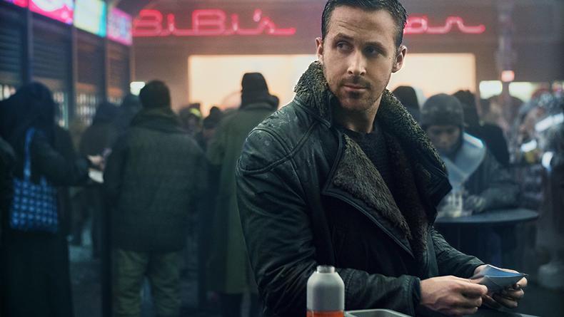 Фильм Тот, кто бежит по лезвию 2049 показали без компьютерной графики