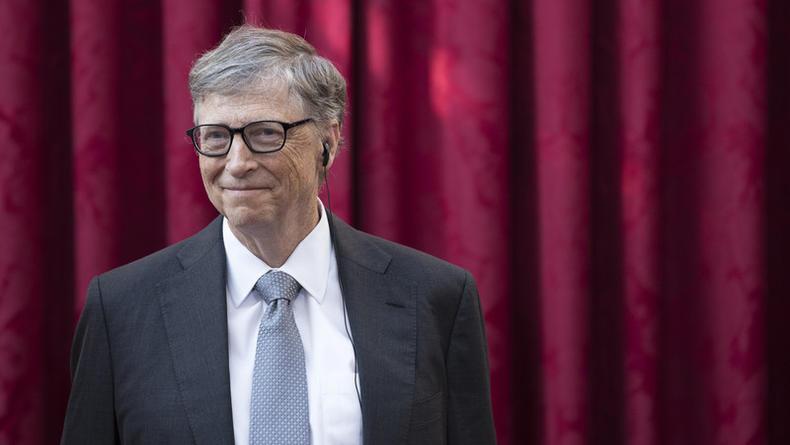 Билл Гейтс снялся в сериале Теория большого взрыва: фото со съемок