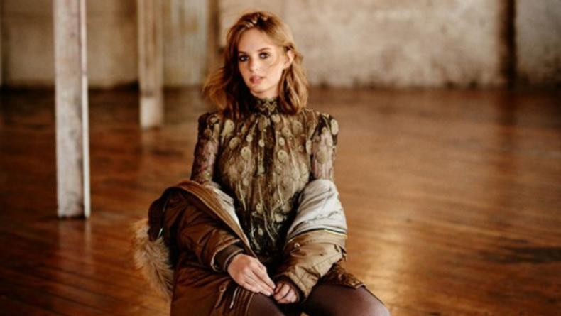 Дочь Умы Турман снимется в новом сезоне Очень странных дел