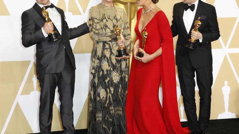Рейтинг трансляциии церемонии Оскар 2018 стал худшим за последние десять лет
