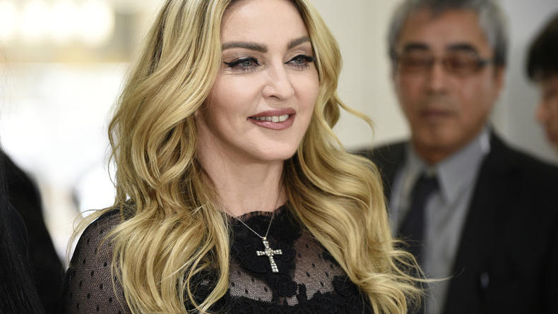 Мадонна снимет фильм о балерине