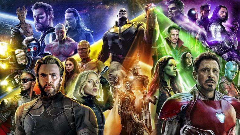 Опубликован новый трейлер фильма Мстители: Война бесконечности