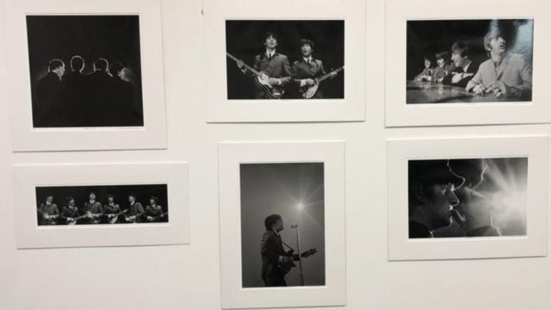 Неизвестные ранее снимки The Beatles продали за четверть миллиона фунтов