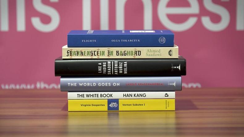 Объявлены финалисты Международной Букеровской премии