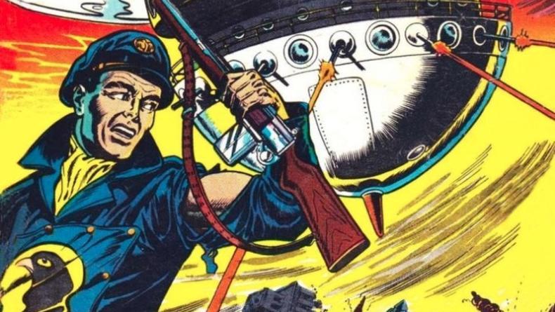 Стивен Спилберг экранизирует комикс DC