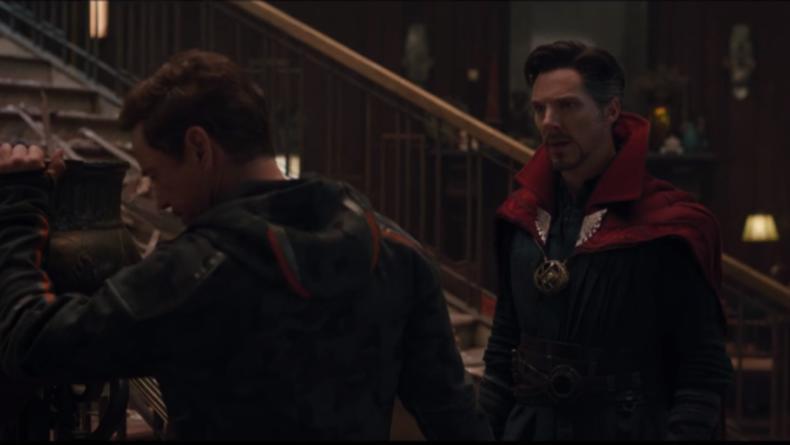 В сети опубликовали эксклюзивные кадры из Мстителей