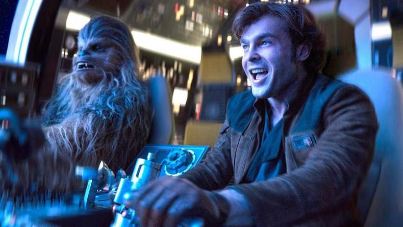 Спин-офф Звездных войн обогнал Черную пантеру по продаже билетов